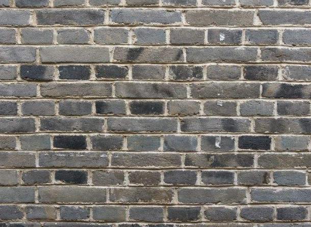 仿古青砖泛黄如何处理?